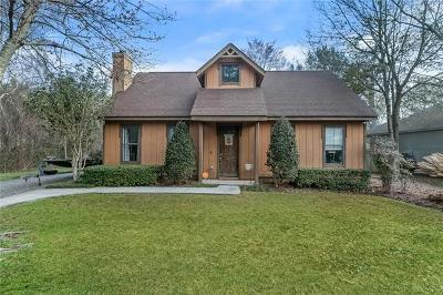 Single Family Home For Sale: 3315 Avenue D Avenue