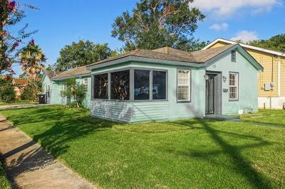 Single Family Home For Sale: 8502 Palm Street