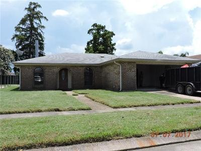 New Orleans Single Family Home For Sale: 9763 W Rockton Circle
