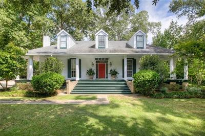 Mandeville Single Family Home For Sale: 102 Holly Lane