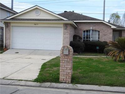 Harvey Single Family Home For Sale: 2025 N Village Green Street