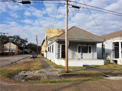 Single Family Home For Sale: 500 Slidell Street