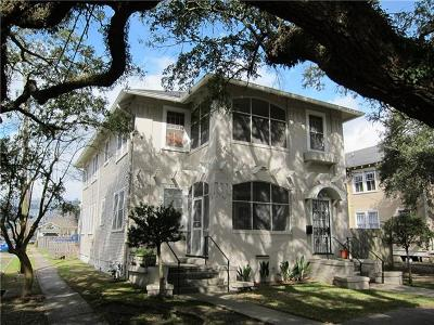 New Orleans Multi Family Home For Sale: 2900 Palmer Avenue
