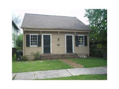 Single Family Home For Sale: 8123 Birch Street