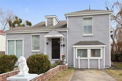 Single Family Home For Sale: 4741 Eastern Street