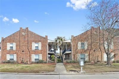 Destrehan Condo For Sale: 51 Brandon Hall Drive #C
