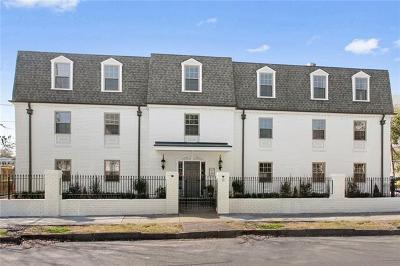 Jefferson Parish, Orleans Parish Condo For Sale: 1532 St Andrew Street #201