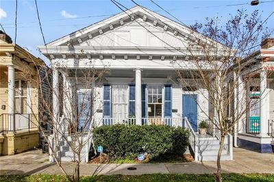 New Orleans Multi Family Home Pending Continue to Show: 2113-15 Josephine Street