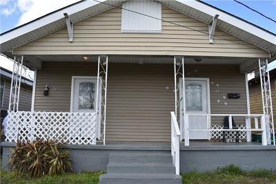 Gretna Multi Family Home For Sale: 723 Romain Street