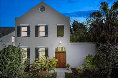 New Orleans Single Family Home For Sale: 6031 Camp Street