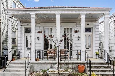 New Orleans Multi Family Home For Sale: 327 Belleville Street