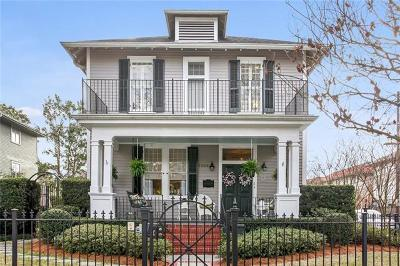 New Orleans Single Family Home For Sale: 7936 Zimple Street