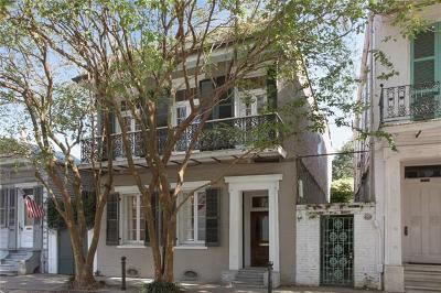 New Orleans Single Family Home For Sale: 1310 Dauphine Street