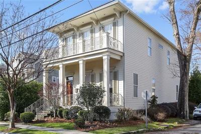 New Orleans Single Family Home For Sale: 538 Joseph Street