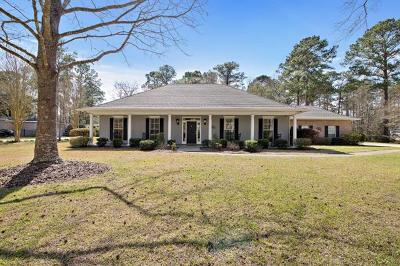 Single Family Home For Sale: 4760 Sharp Road