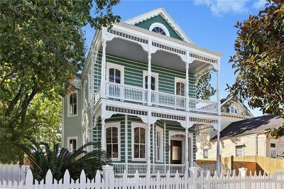 New Orleans Single Family Home For Sale: 2004 General Taylor Street