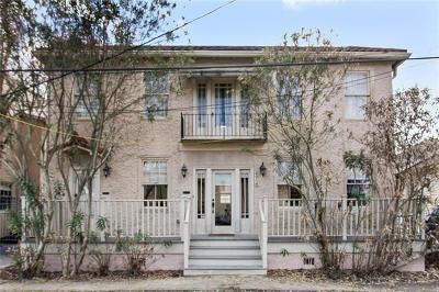 Jefferson Parish, Orleans Parish Condo For Sale: 4914 S Galvez Street #5
