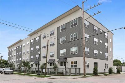 Jefferson Parish, Orleans Parish Condo For Sale: 2100 St Thomas Street #206