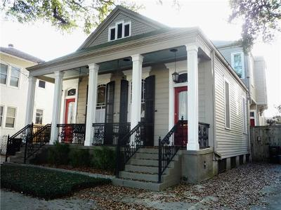 New Orleans Multi Family Home For Sale: 1810-12 Valence Street