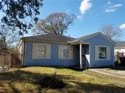 Single Family Home For Sale: 4322 Randolph Avenue