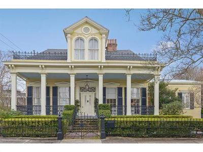 New Orleans Single Family Home For Sale: 1331 Philip Street