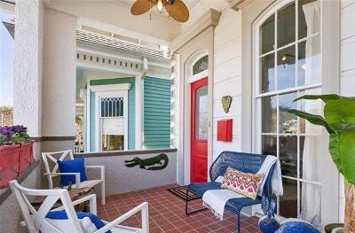Jefferson Parish, Orleans Parish Condo For Sale: 3108 Desoto Street #A