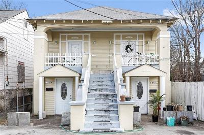 Multi Family Home For Sale: 1562 N Rocheblave Street