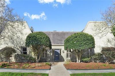 New Orleans Single Family Home For Sale: 6225 Hurst Street