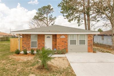 Single Family Home For Sale: 3141 Ohio Street