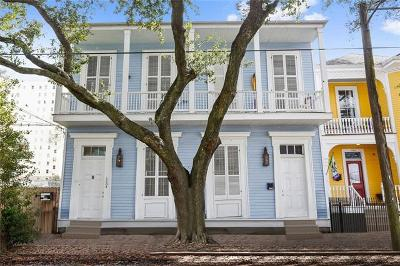 New Orleans Multi Family Home Pending Continue to Show: 1234 Carondelet Street