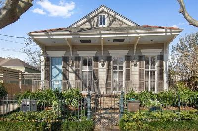 New Orleans Single Family Home For Sale: 420 Webster Street
