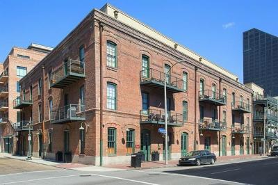 New Orleans Condo For Sale: 711 Tchoupitoulas Street #208