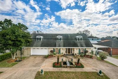 Metairie Single Family Home For Sale: 1441 Helios Avenue