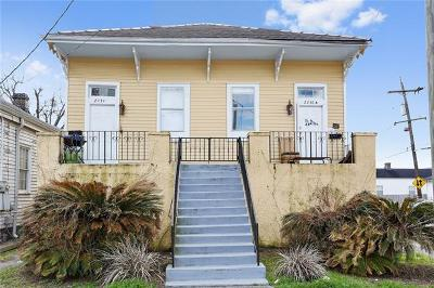 Multi Family Home For Sale: 2234 Lapeyrouse Street