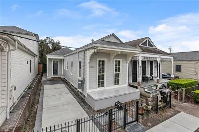 New Orleans Single Family Home For Sale: 4822 Perrier Street