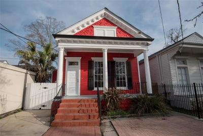 New Orleans Single Family Home For Sale: 4021 Dryades Street