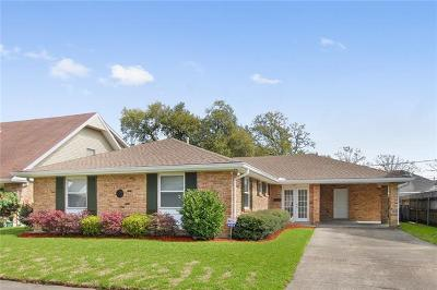 Single Family Home For Sale: 4421 Senac Drive