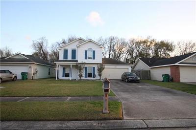 Single Family Home For Sale: 2509 Delta Pointe Drive