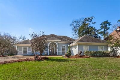 Single Family Home For Sale: 138 Acadian Lane
