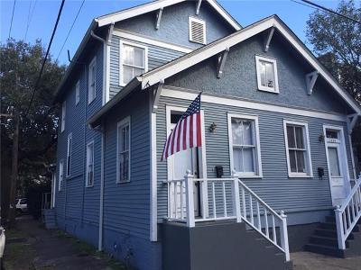 Jefferson Parish, Orleans Parish Condo For Sale: 1331 Sixth Street #1331