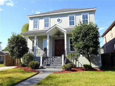 New Orleans Single Family Home For Sale: 6536 Memphis Street