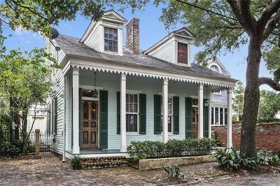 New Orleans Single Family Home For Sale: 2828 Coliseum Street