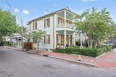 New Orleans Single Family Home For Sale: 1302 Eighth Street