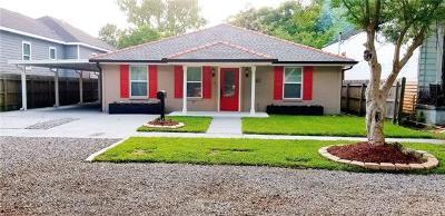 New Orleans Single Family Home For Sale: 908 Jourdan Avenue