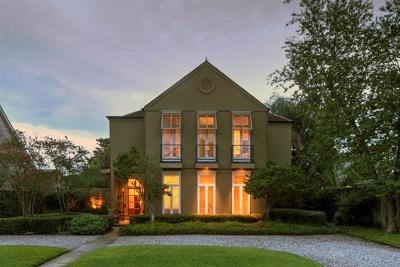 Metairie Single Family Home For Sale: 14 Rue Royale