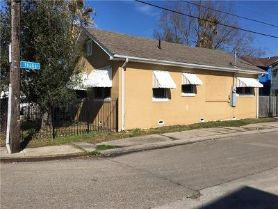 Single Family Home For Sale: 1344 S Telemachus Street