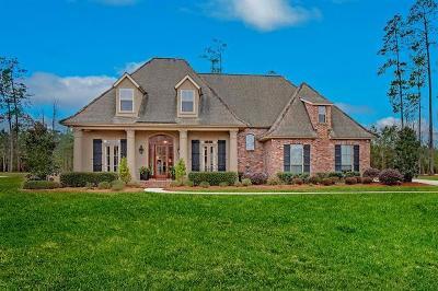 Madisonville LA Single Family Home For Sale: $759,900