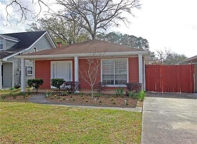 Single Family Home For Sale: 713 Florida Street