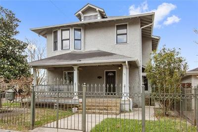 Single Family Home For Sale: 8400 Panola Street
