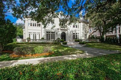 Single Family Home For Sale: 28 Audubon Place